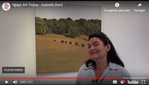 ISABELLE BARD – News Art Today