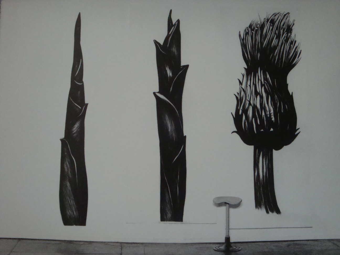 Herbiers – 280 x 150 cm (2)