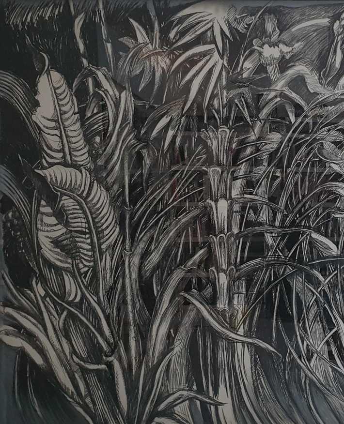 Jungles – 250 x 280 cm