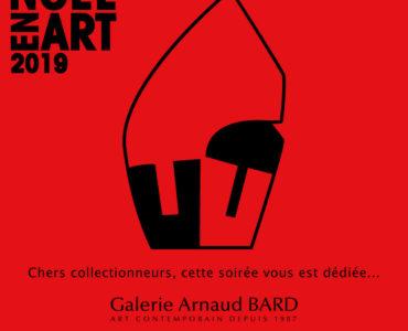 Noël en Art à la Galerie Arnaud Bard